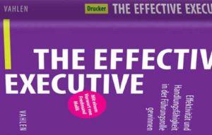 Effective Executive Buchempfehlung Projektmanagement